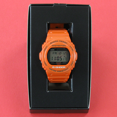 DW-5700BE-4JR